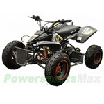 "BMS 125cc TYPHOON Sports ATV with 3 Speed Semi-Auto Transmission w/Reverse! Big 19""/18"" Tires!Free Shipping!"