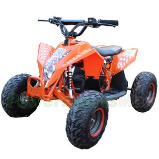 E Madix 1000w Brushless Motor Electric Kids Atv 6 Tires