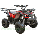 "ATV-J011 110cc ATV with Automatic Transmission, Foot Brake and Remote Control! Big 16"" Tires!"