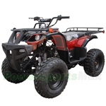 "Coolster ATV-3150DX2 150cc Utility ATV with Automatic Transmission w/Reverse, Foot Brake, Free Cargo Bag! Big 23""/22"" Tires!"