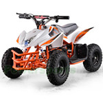 "ATV-L005 Titan 350W Electric Kids ATV with Selectable Speed Control! High-Tensile Steel Frame, 6"" Tires! Super Hot!"