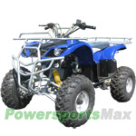 ATV-T003 150cc Utility Full Size ATV with Automatic Transmission w/Reverse, Big Tires!