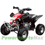 ATV-T006 200cc Sports ATV with Manual Transmission w/Reverse and Water Cooled Engine!