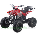 ATV-T011 125cc ATV with Semi-Automatic Transmission w/Reverse, Foot Brake and Remote Control!