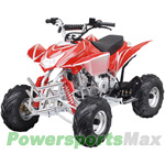 "ATV-T018 110cc ATV with Automatic Transmission, Foot Brake, Remote Control! Big 16"" Tires!"