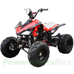 ATV-T032 125cc ATV with Semi-Automatic Transmission w/Reverse, Foot Brake and Remote Control!