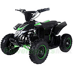 "ATV-T048 350W Electric Kids ATV with Brushless Electric Motor and Adjustable Speeds! 6"" Tires, High-Tensile Steel Frame!"