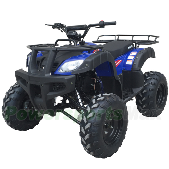 150cc ATV with Automatic Transmission w/Reverse