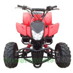 "ATV-W003 Blizzard 150cc Sport ATV with Automatic Transmission w/Reverse, Electric Start! Big 19/18"" Tires!"