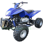 "RPS Blizzard 150cc Sport ATV with Automatic Transmission w/Reverse, Electric Start! Big 19/18"" Tires!"