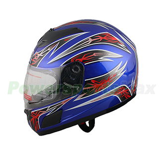 8163c5e540 ... Blue Free Shipping! X-PRO sup ®  sup  Motorcycle Full Face Helmet -