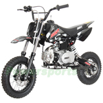 SSR 110cc Pit Bike with Manual Transmission, Honda CRF50 Upgraded!
