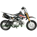 SSR-70 70cc Dirt Bike, 4-Stroke, Semi-Auto Transmission, Honda XR50 Upgraded!