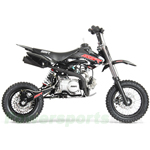 "SSR SR110SEMI Pit Bike with Semi-Automatic Transmission! 12""/10"" Wheels! Free Shipping!"