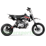 "SSR SR125AUTO 125cc Dirt Bike with Automatic Transmission, Electric Start! Big 14""/12"" Wheels! Free Shipping!"