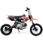 SSR 125cc Pit Bike with Manual Transmission, Kick Start! Super Hot!