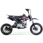 "SSR SR125SEMI 2016 Pit Bike with Semi-Automatic Transmission, Kick Start! 14""/12"" Wheels! Free Shipping!"