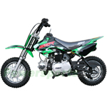 SSR-70N 70cc Dirt Bike with Semi-Auto Transmission, Honda XR50 Upgraded!New Arrival!