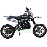 "SSR SX50 50cc Dirt Bike with Automatic Transmission! 10"" Aluminum Alloy Wheels! Pull Start! Free Shipping!"