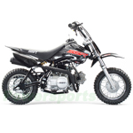 "SSR SR70AUTO 2018 70cc Dirt Bike with Automatic Transmission! Electric Start, 10"" Tires! Free Shipping!"