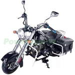 "DB-X23 Razz Motors 125cc PitBike with 4-speed Manual Transmission, Zongshen Brand Engine! Big 17""/14"" Tires! High Quality!"