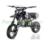 DB-D058 APOLLO 125cc Dirt Bike with Manual Transmission, Inverted Forks, Kick Start!