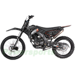 DB-D060 APOLLO 250cc Dirt Bike with 5 Speed Manual Transmission, Big Wheels, New Frame Design!