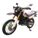 DB-D066 250cc Dirt Bike with Manual Transmission, Inverted Forks, Kick/Electric Start!New Arrival!