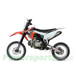 "DB-I06 PitSter Pro 155cc Pit Bike with 4-SPEED Manual Transmission,  Kick Start, 17""/14"" Wheels! New Arrival!"