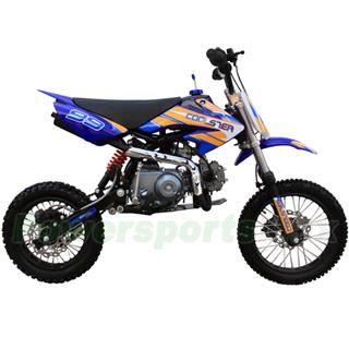 125cc 4 stroke pit bike