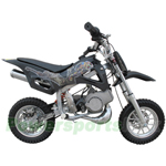 DB-J022 Coolster 50cc 2-Stroke Mini Dirt Bike, Front & Rear Disc Breaks, Super Fast!