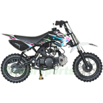 "DB-W006 HX70A 70cc PitBike with Fully Automatic Transmission! Electric Start! 10"" Wheels!"