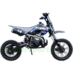 "Taotao DB14 110cc Dirt Bike with Semi-Automatic Transmission, Kick start, Hydraulic Disc Brake! Chain Drive! 14""/12"" Wheels!"