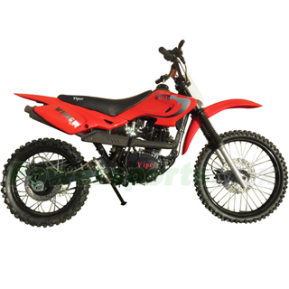 149cc Dirt Bike with Manual Clutch Transmission and Kick