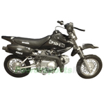 "DB-W003 Spider 50cc Dirt Bike with Automatic Transmission and Electric Start!Chain Drive!10"" Wheels!"