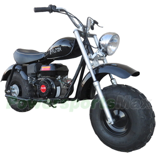 200cc Dirt Bike With Automatic Transmission And Recoil Start