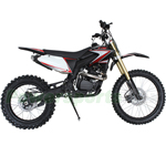 DB-X30 X-PRO<sup>®</sup> 250cc DirtBike w/5-speed Manual Transmission, Zongshen Engine! Electric/Kick Start! Big 21&quot;/18&quot; Wheels