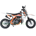 DB-X32 X-PRO<sup>®</sup> 110cc PitBike with Manual Transmission, Zongshen Brand Engine! Kick Start! 10&quot; Tires!