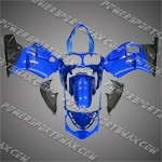 KAWASAKI NINJA ZX-12R 2000-2001 ABS Fairing Set-Handcraft