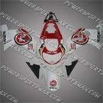 Suzuki GSX R750 2001-2003 ABS Fairing Set