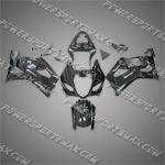 Suzuki GSX R1000 Gixxer 2003-2004 ABS Fairing Set