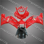 Kawasaki Ninja ZX6R 2003-2004 ABS Fairing Set