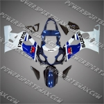 Suzuki GSX R750 2004-2005 ABS Fairing Set, Free Shipping!