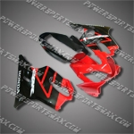 Fairing For Honda 2004 2005 2006 2007 CBR 600 F4I Plastics Set Injection Molding, Free Shipping!