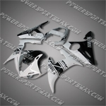 Fairing For YAMAHA 2003 2004 2005 YZF R6 Plastics Set Body Work Injection Mold, Free Shipping!