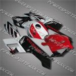 Fairing For Honda 2004 2005 CBR 1000 RR Plastics Set Injection mold Body Work, Free Shipping!
