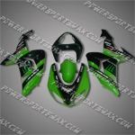 Fairing For KAWASAKI 2006 2007 ZX-10R 06 07 ZX10R Injection Molding Plastics Set
