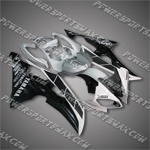 Fairing For YAMAHA 2008 2009 2010 YZF R6 Plastics Set Body Work Injection Mold
