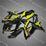 Fairing For Suzuki 2006 2007 GSX-R 600 GSXR 750 K6 Injection Mold Plastics Set, Free Shipping!