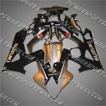 Suzuki GSX R1000 Gixxer 2005-2006 ABS Fairing Set